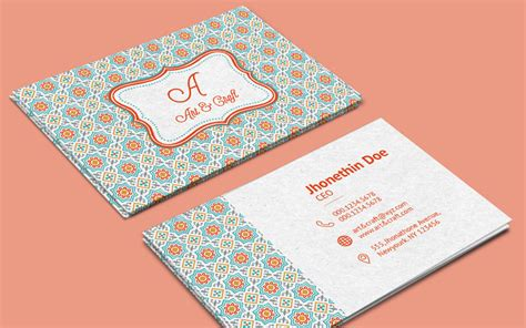 Free Business Card Templates For Crafters by 50 Free World Best Creative Business Card Design Templates
