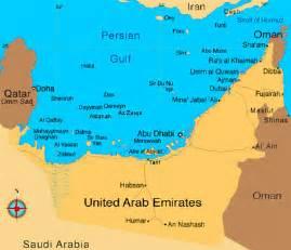 Abu Dhabi World Map by Abu Dhabi Map