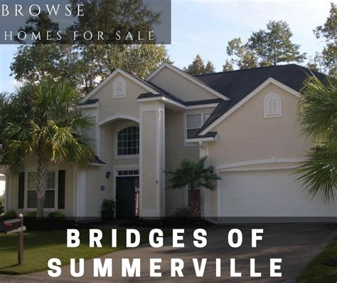the bridges of summerville subdivision in summerville
