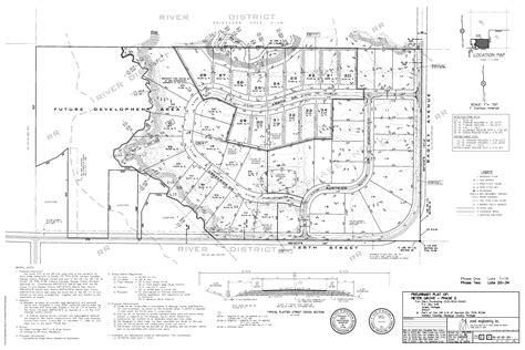 construction site plan building site plan for meyer grove dan s excavating
