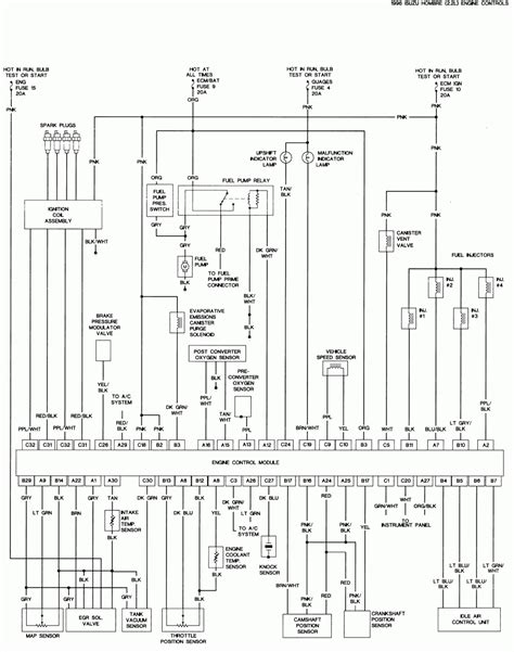 2000 chevy silverado trailer wiring diagram 2003 chevy