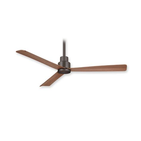 minka aire simple ceiling fan minka aire f786 orb simple 44 quot ceiling fan rubbed