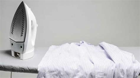Setrika Baju tips setrika baju katun dengan mudah dan cepat