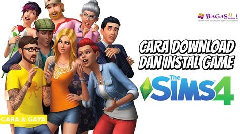 bagas31 the sims 4 deluxe cara download dan instal game the sims 4 deluxe edition