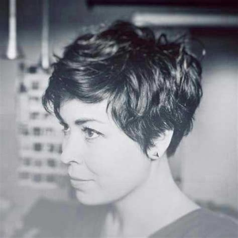 Short Haircuts For Thick Textured Hair | 25 best short textured haircuts the best short