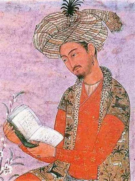 biography of mughal emperor muhammad shah zahiriddin muhammad babur biography poetry the heritage