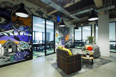 facebook office interior facebook s new sydney offices by siren design officelovin