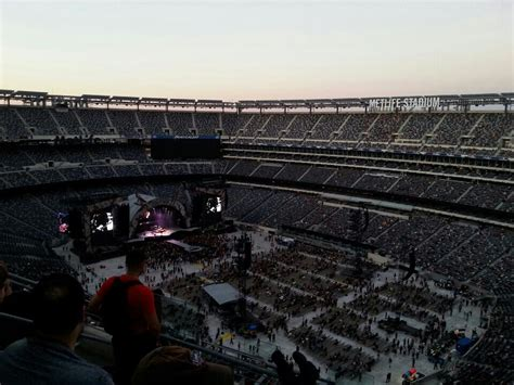 metlife stadium section 334 metlife stadium section 334 concert seating