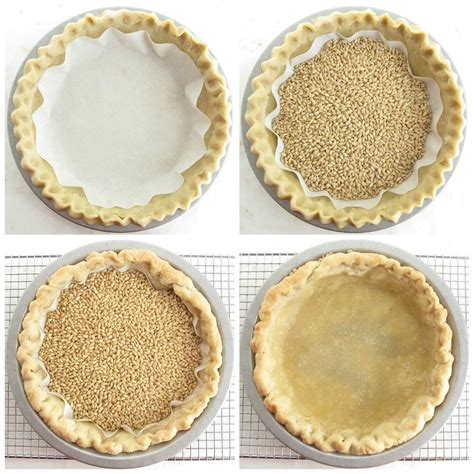 How To Bake Pastry Blind how to blind bake pie crust flourish king arthur flour