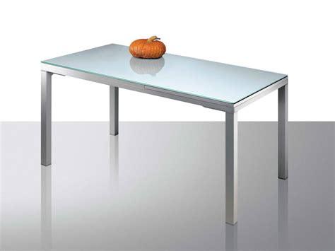 tavolo allungabile vetro trasparente tavolo in vetro allungabile wings novit 224 su infabbrica