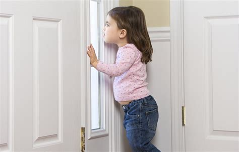 Answering The Door survival skills for family survival guide