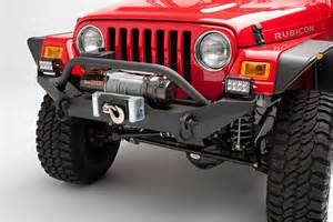 Jeep Tj Winch Bumper View Larger