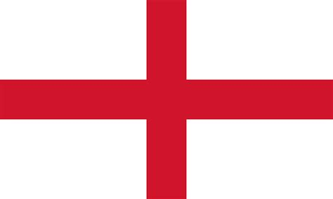 English Flag from the Flags of the World Database.