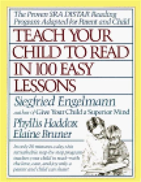 the reading lesson teach your child to read in 20 easy lessons teach your child to read in 100 easy lessons
