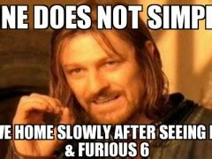 Fast And Furious 6 Meme - fast furious 6 meme weknowmemes