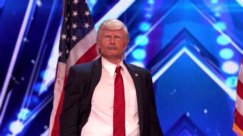 donald trump america got talent america s got talent donald trump sings