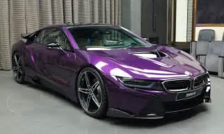 Purple Bmw Gallery Twilight Purple Bmw I8