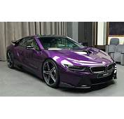 Gallery Twilight Purple BMW I8