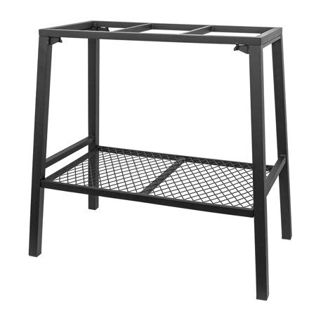 Stand Galon Aqua aqua culture 10 15 gallon steel aquarium stand walmart