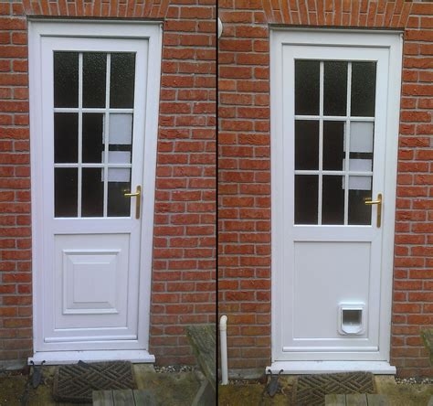 How To Install Cat Door by Cat And Flaps In Norfolk
