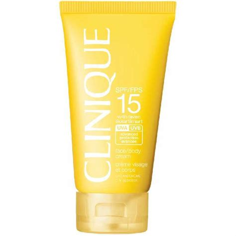 Spf Clinique clinique sun spf 15 150 ml