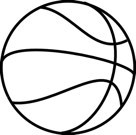 basketball clipart black and white balls coloring book basketball clip black and white