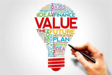 how to add real value for accounts