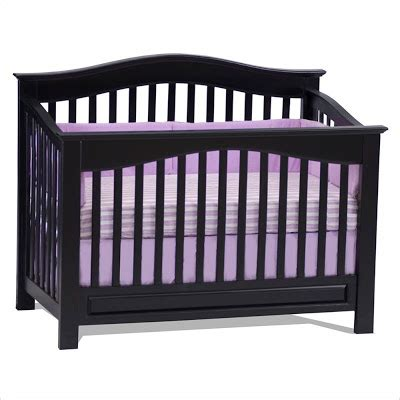 Best Baby Cribs 2013 Baby Crib In Espresso Finish Best Furniture Loft Beds Bunk Beds And Etc