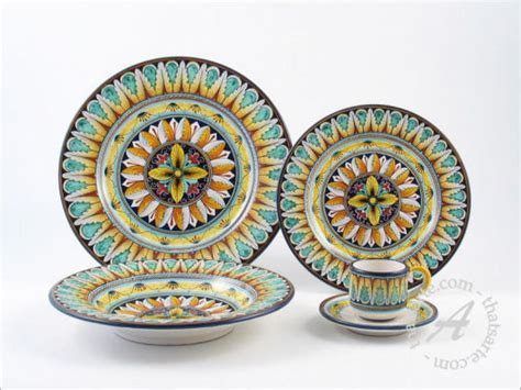 geometric pattern dinnerware what are the most popular italian dinnerware patterns