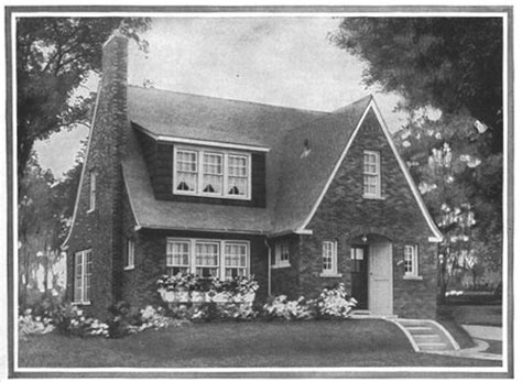 cottage style kit homes sears home the belmont cottage sears kit house