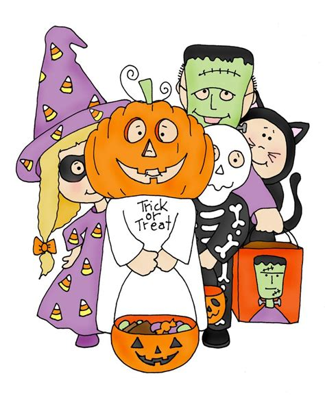 Trick Or Treat Graphic 15 15 trunk or treat clipart for free on