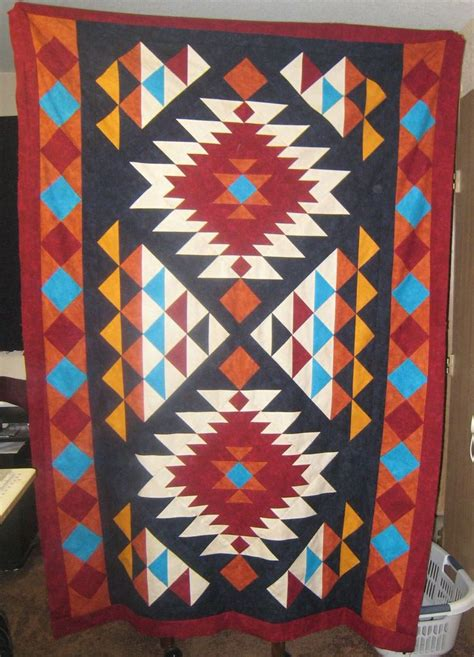 Navajo Quilt Patterns by 25 Best Ideas About Navajo Pattern On