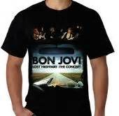 Kaos Bonjovi New kaos bon jovi kaos premium
