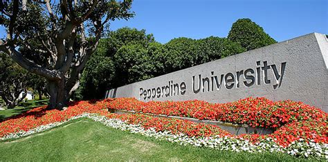 Pepperdine Mba by Pepperdine Reviews Glassdoor