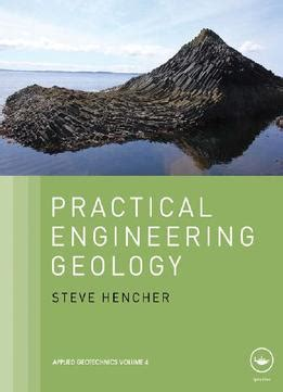 engineering geology books pdf practical engineering geology