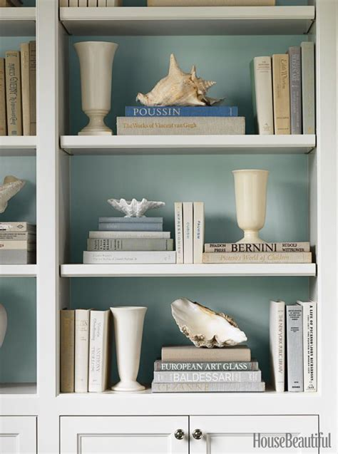 25 best ideas about painted bookshelves on