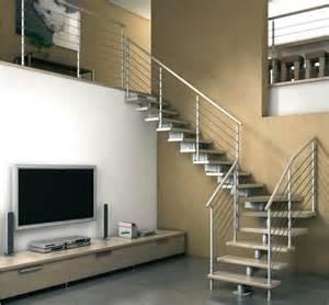 escaleras de interior modernas 50 dise 241 os que marcan latest modern stairs designs ideas catalog 2017