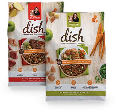 rachael dish food rachael nutrish dish beef brown rice recipe food 23 lb bag