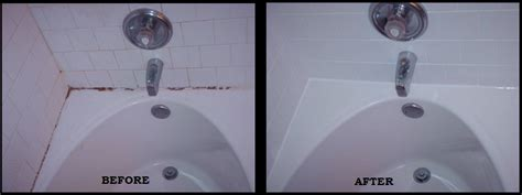 bathroom caulking service free bathtub caulking four hour offer