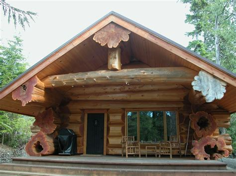 Luxury Secluded Cottages by Beautiful Secluded Luxury Log Cabin Vrbo