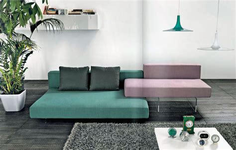 Grey And Purple Sofa Modern Colorful Sectional Sofa Living Room Furniture Design Ideas Interior Design Ideas