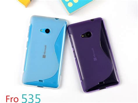Back Cover Microsoft Lumia 535 aliexpress buy for nokia lumia 535 cover gel soft
