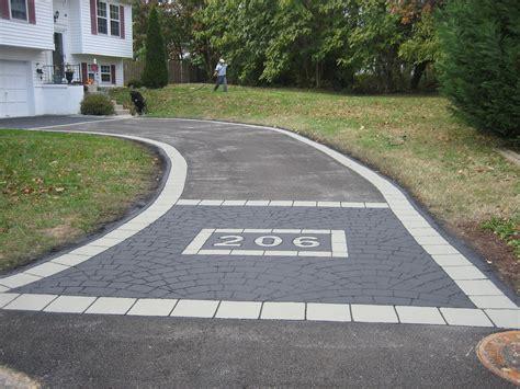 my driveway dr driveway impressions driveway impressions sted asphalt distinctive