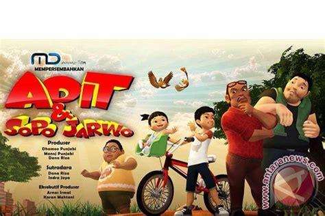 Film Kartun Anak Bang Jarwo   dibalik serial kartun adit sopo jarwo