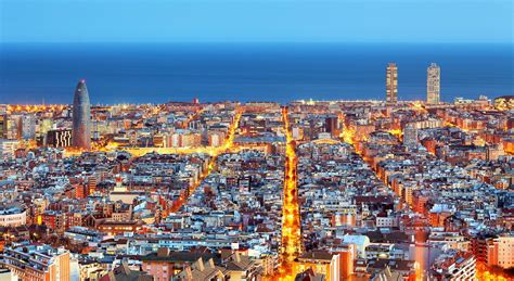 a barcellona barcelona the city of gaudi