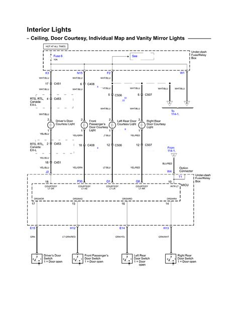 ridgeline 2006 rear seat wiring diagram 39 wiring diagram images wiring diagrams repair guides wiring diagrams wiring diagrams 1 of 5 autozone