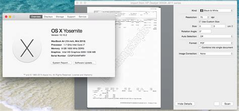 How To Scan A Document On Mac