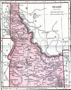 idaho towns map map of idaho idaho maps mapsof net
