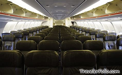 Airbus 330 Interior by Chong Phit Lian Executive Bios