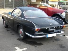 Volvo 1800 S Heckansicht Eines Volvo P 1800 S Des Jahrganges 1964 Der